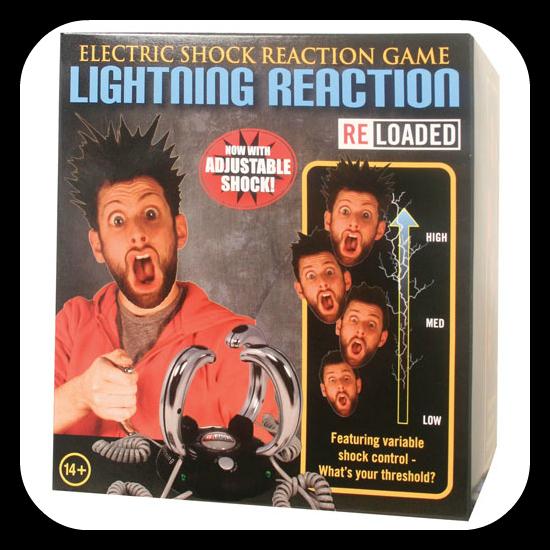 le jeu que l'on rêve d'offrir aux enfants turbulents de son voisin ;-)