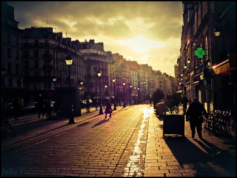 Paris-Le Marais