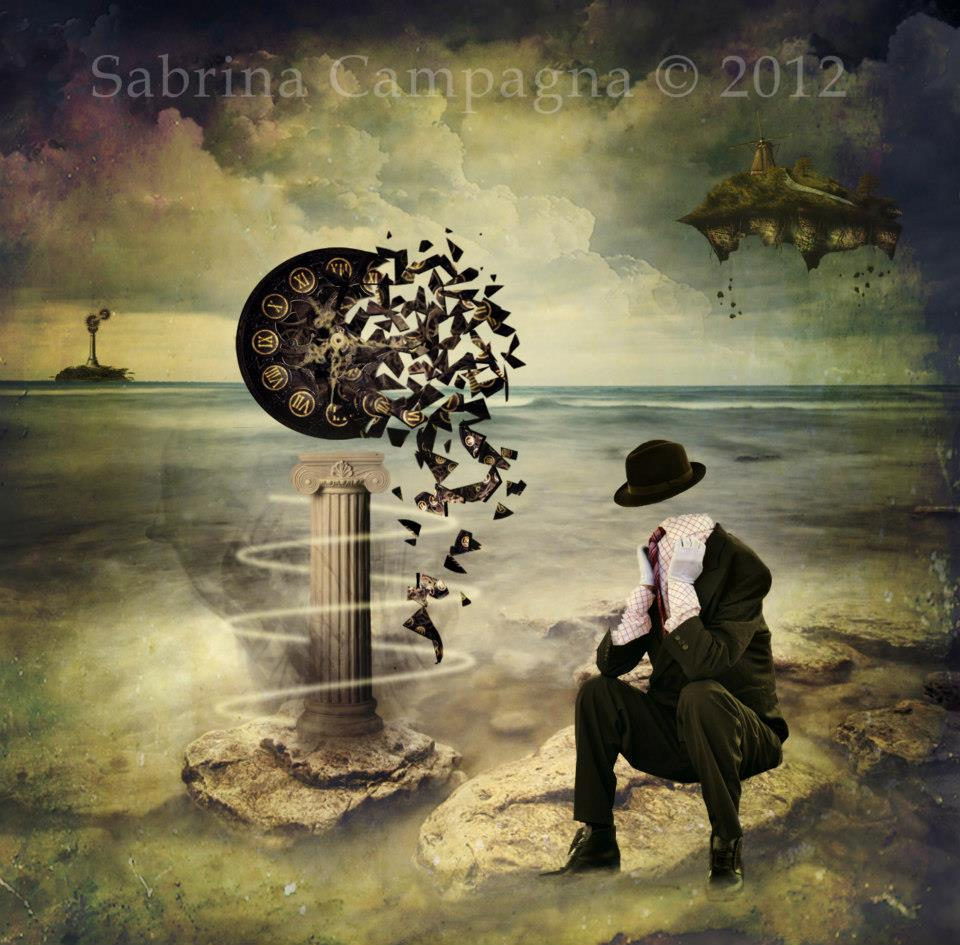 Out of Time by Sabrina Campagna