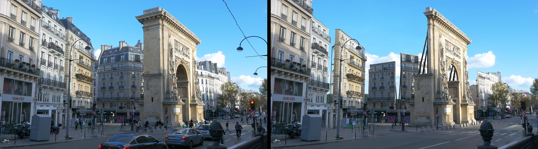 24 Porte de St Denis