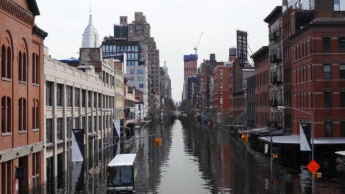 "New-York, film ""Two° C"""